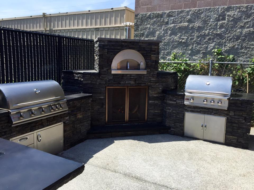 DRC Outdoor Kitchen